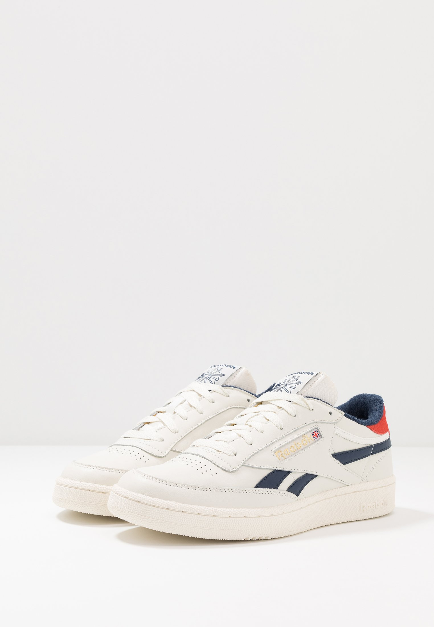Reebok Classic Club C Revenge - Sneakers Chalk/collegiate Navy