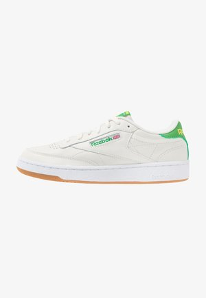 CLUB C 85 - Sneakers - chalk/yellow/white