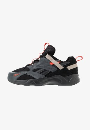 AZTREK ADVENTURE - Sneakers laag - black/grey/beige