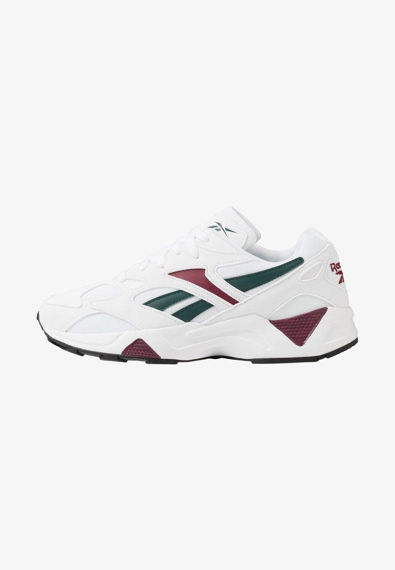 Reebok Classic - AZTREK 96 - Sneakers laag - white/pantone