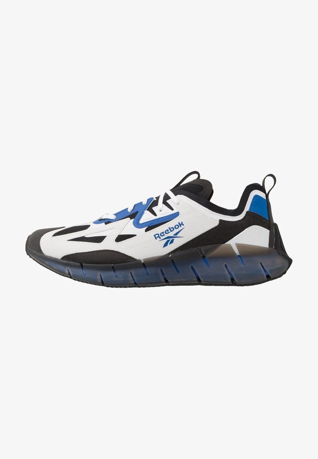 ZIG KINETICA CONCEPT TYPE2 - Sneakersy niskie - white/black/humble blue