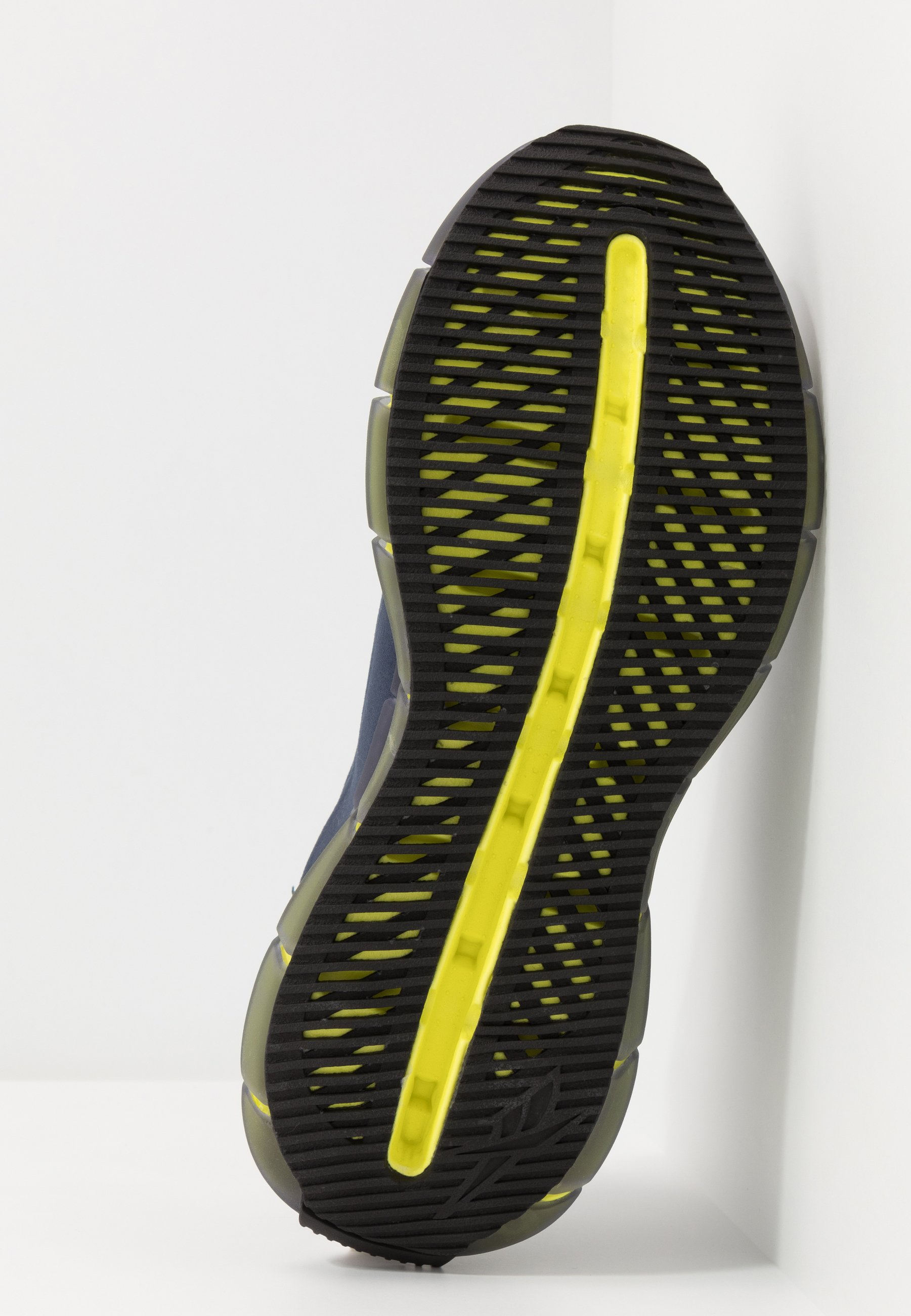 Reebok Classic Zig Kinetica Concept Type2 - Sneakers Basse Navy/hero Yellow/cold Grey 4zQ6Xxn