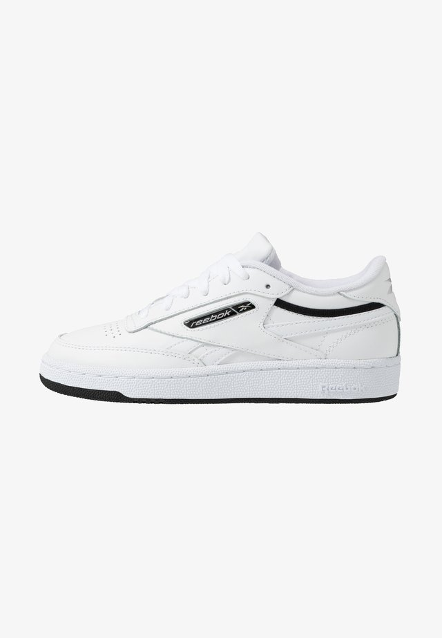 CLUB C REVENGE - Tenisky - white/black/silver metallic