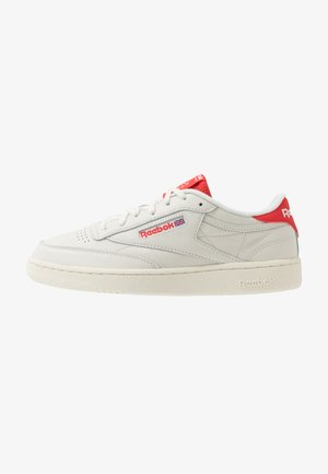 CLUB C 85 - Sneakers laag - chalk/radiant red/humble blue
