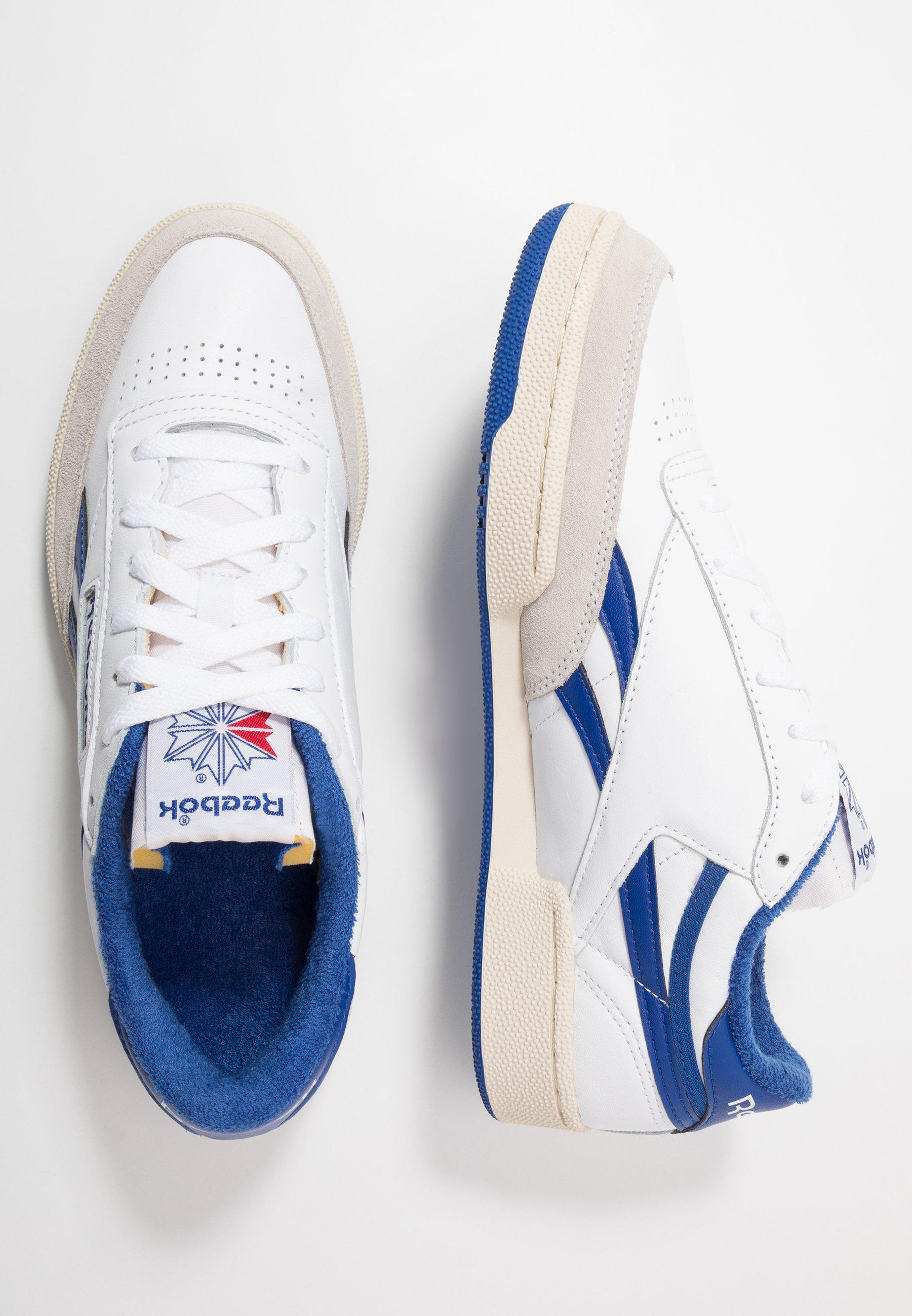 Reebok Classic Revenge Plus Vintage - Sneakers Basse White/collegiate Royal/red CU7jsAa