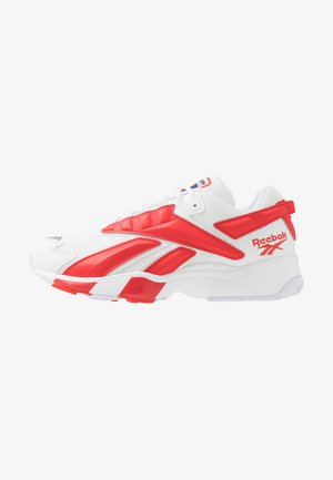 INTV 96 SHOES - Sneakers laag - white/rad red