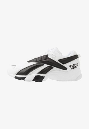 INTV 96 SHOES - Matalavartiset tennarit - white/black
