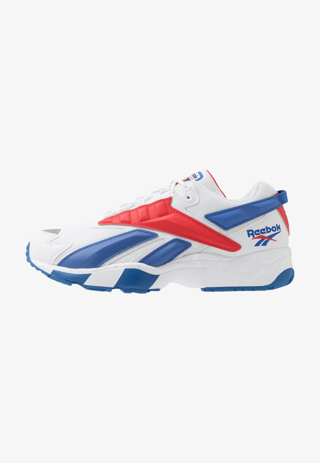 INTV 96 SHOES - Sneaker low - white/blue blast/radiant red
