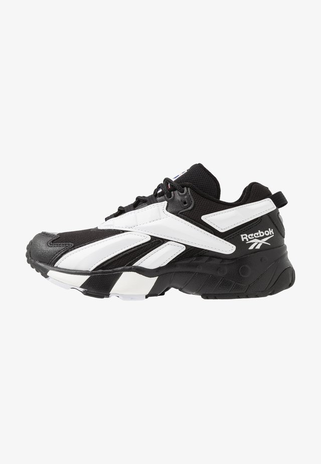 INTV 96 SHOES - Sneakersy niskie - black/white