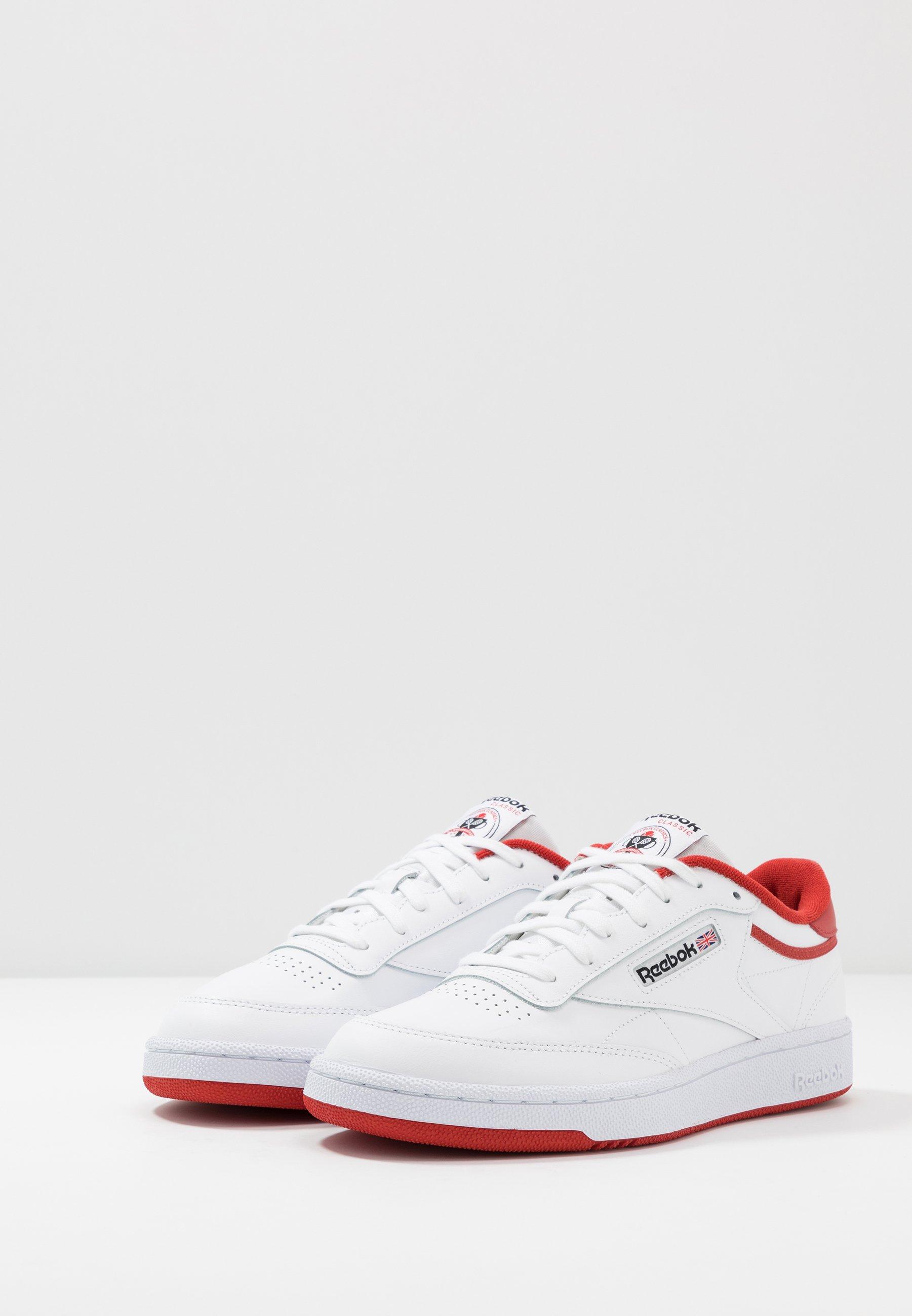 Reebok Classic CLUB C 85 Sneaker low whitelegend active