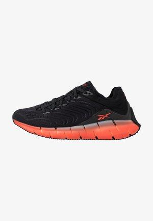 ZIG KINETICA - Sneakers basse - black/sun baked orange/vivid orange