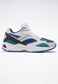 Reebok Classic - AZTREK 96 SHOES - Sneakers laag - white - 5