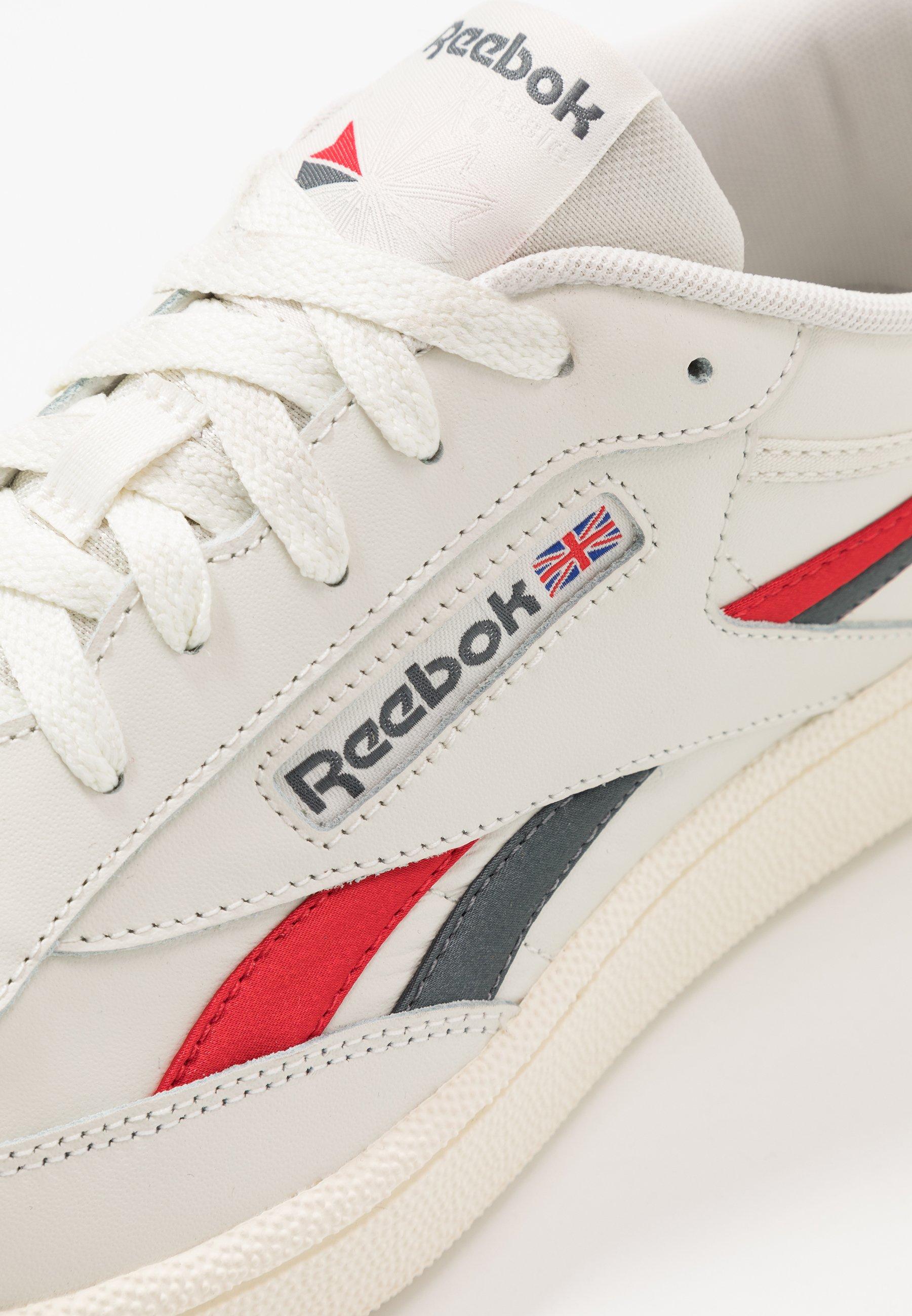 Reebok Classic CLUB REVENGE Sneaker low chalkvector red