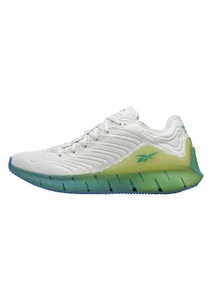 ZIG KINETICA  - Trainers - trgry1/cougrn/trgry1