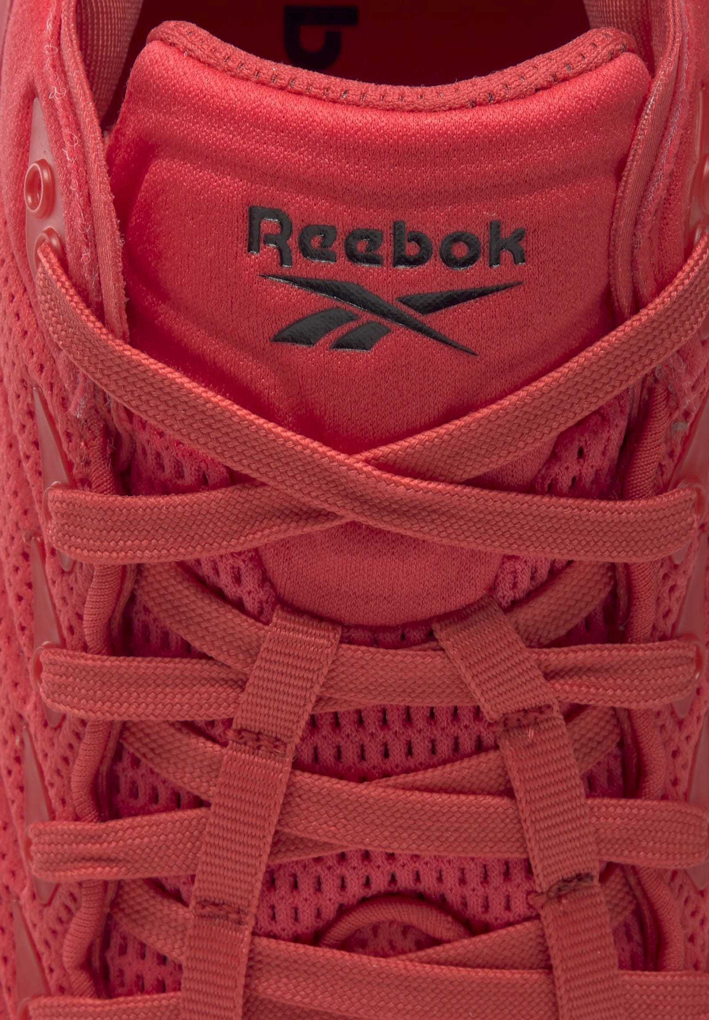 Reebok Classic ZIG KINETICA - Sneakersy niskie - red