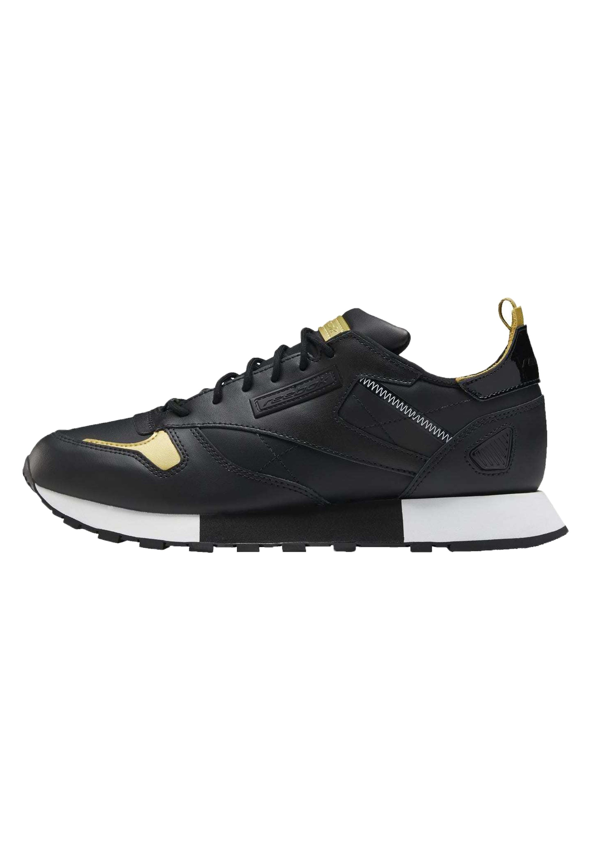 Reebok Classic Leather Ree:dux Shoes - Sneakers Basse Black Mgt7CKM