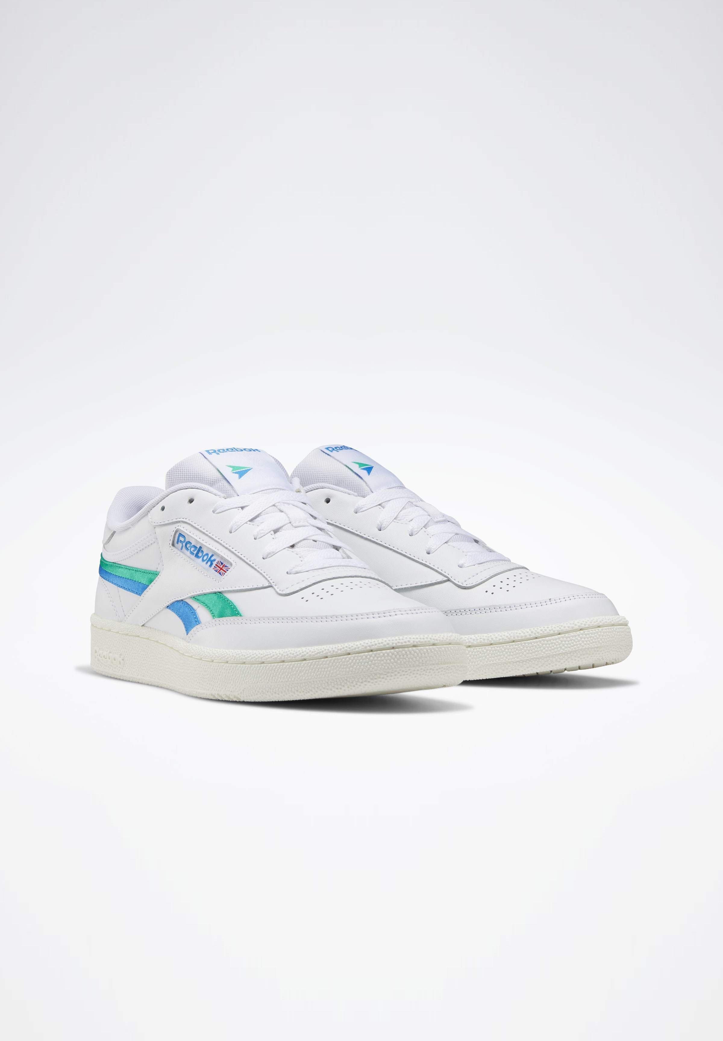Reebok Classic Club C Revenge Shoes - Sneakers Laag White Goedkope Schoenen