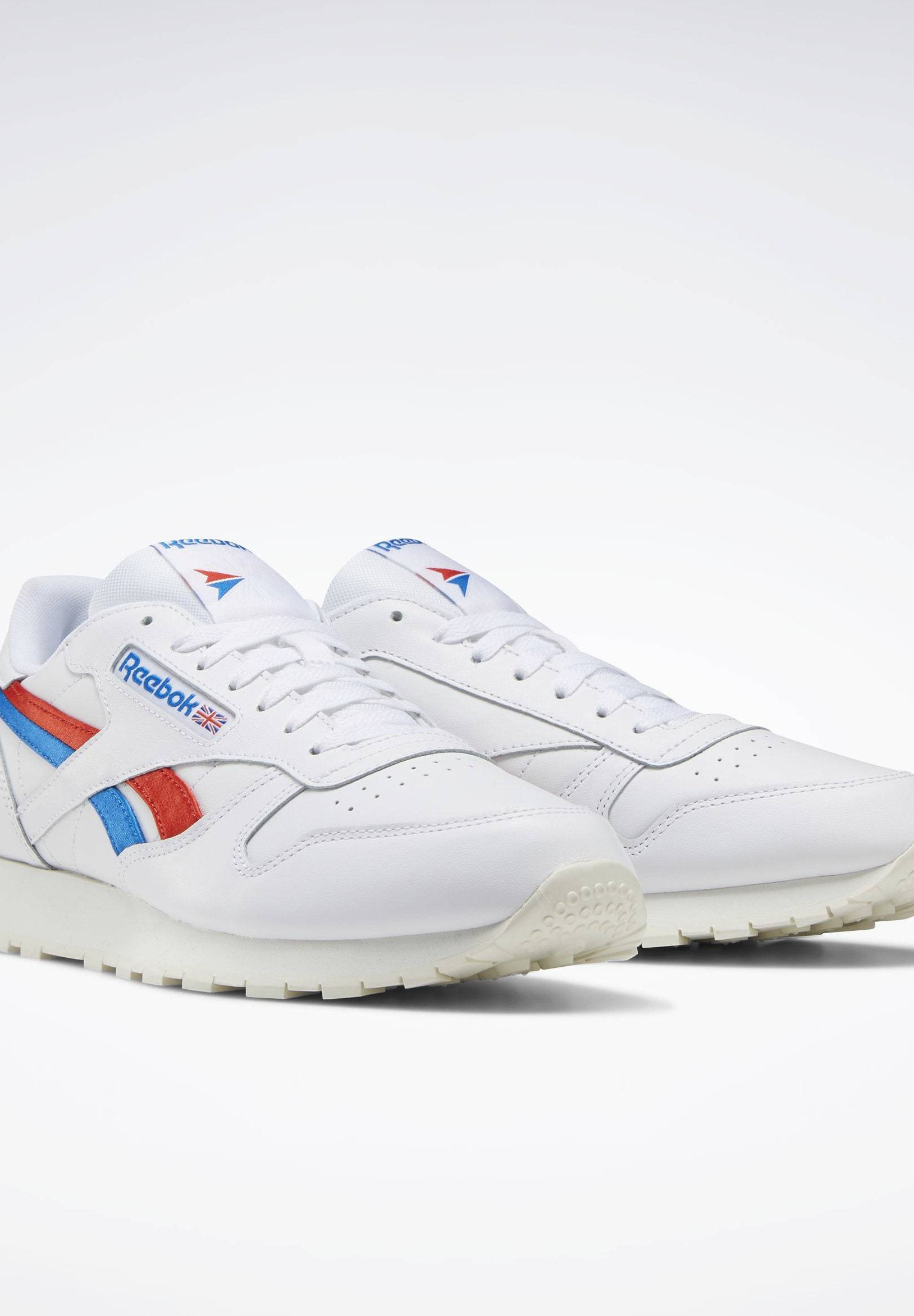Classic Leather Shoes White | Reebok