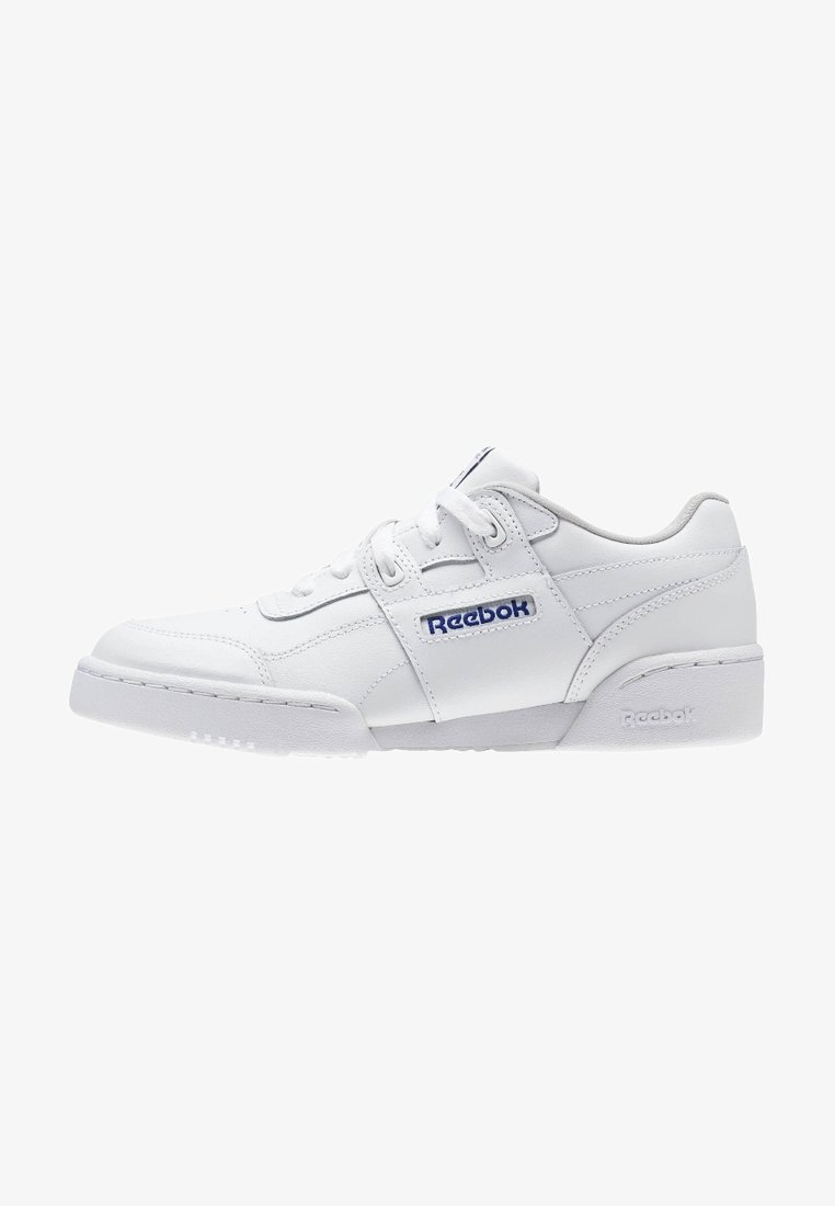 Reebok Classic - WORKOUT PLUS - Sneaker low - white