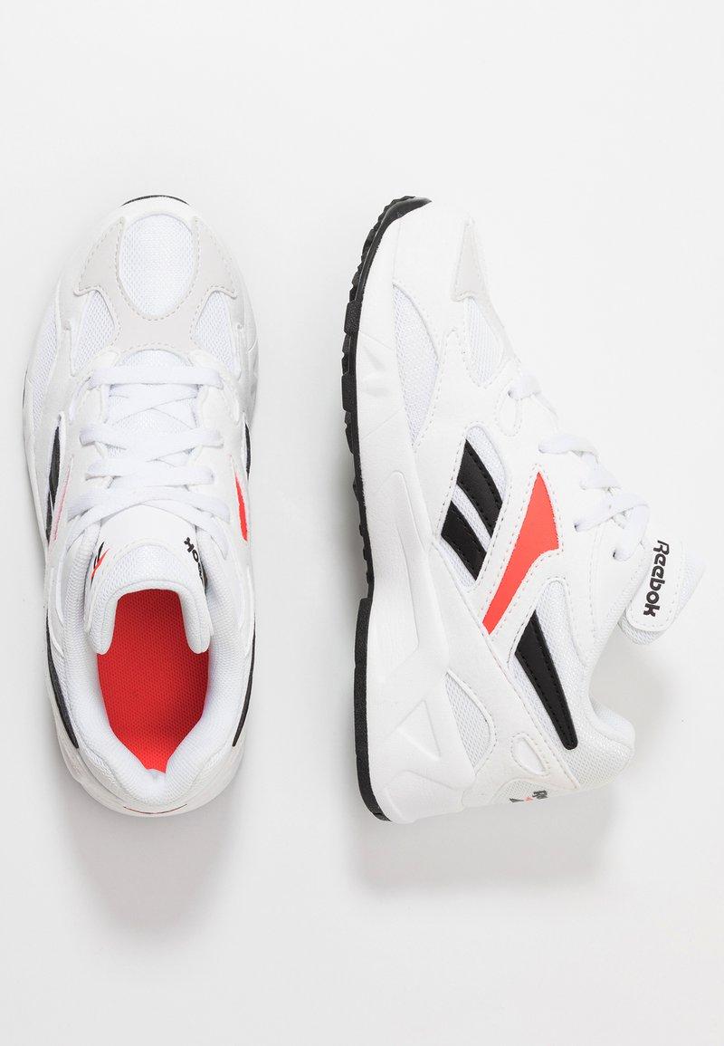 Reebok Classic - AZTREK 96 - Trainers - white/porcelain/neon