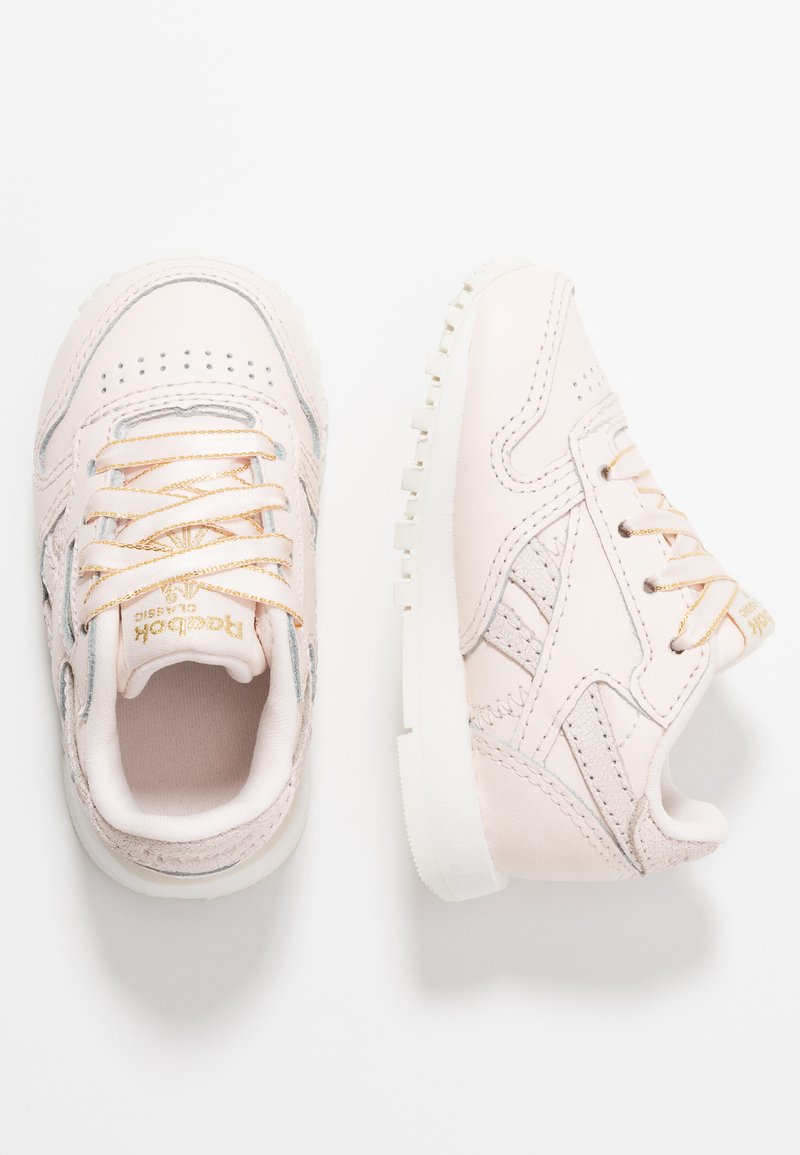 Reebok Classic - CLASSIC - Trainers - pale pink/chalk/gold