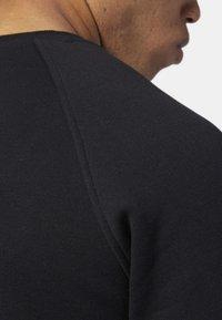 Reebok Classic - CLASSICS VECTOR CREW SWEATSHIRT - Sweatshirt - black - 5
