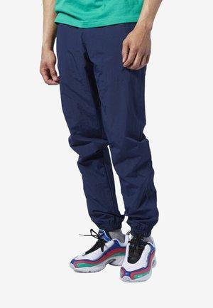 CLASSICS VECTOR TRACK PANTS - Pantaloni sportivi - blue