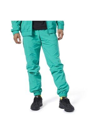 CLASSICS VECTOR TRACK PANTS - Pantaloni sportivi - green