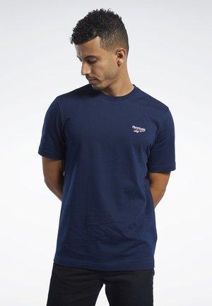 CLASSICS VECTOR TEE - T-Shirt basic - blue
