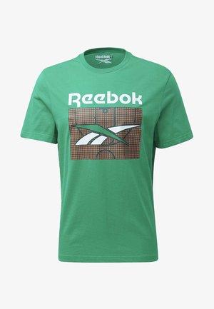 CLASSICS GRAPHIC TEE - T-Shirt print - green