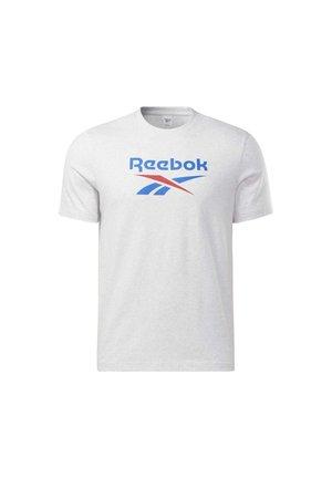 CLASSICS VECTOR T-SHIRT - T-Shirt print - white