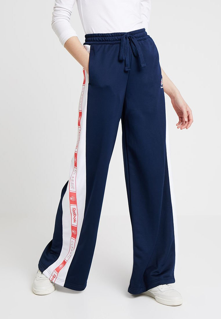 Reebok Classic - TRACKPANTS - Pantalones deportivos - collegiate navy