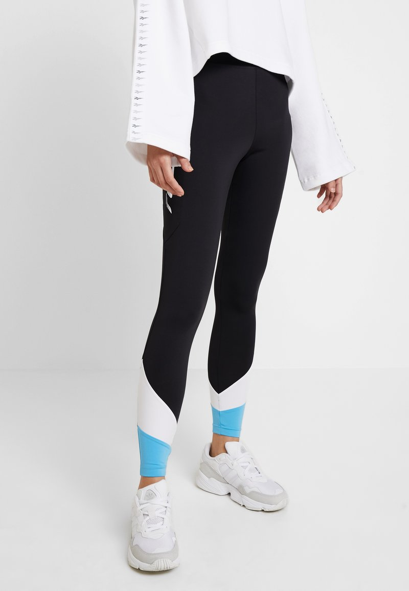 Reebok Classic - Leggings - Trousers - black