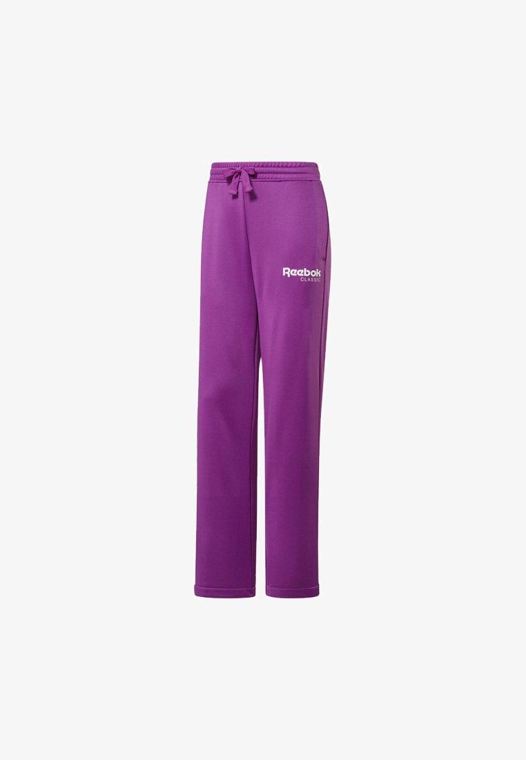 Reebok Classic - Tygbyxor - purple