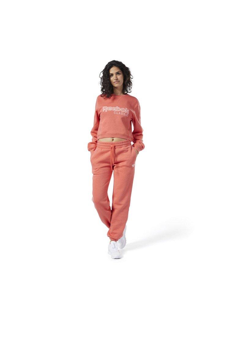 Reebok Classic - REEBOK CLASSICS FLEECE PANTS - Jogginghose - pink