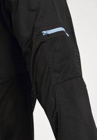 Reebok Classic - POCKET PANTS - Pantaloni sportivi - black - 4