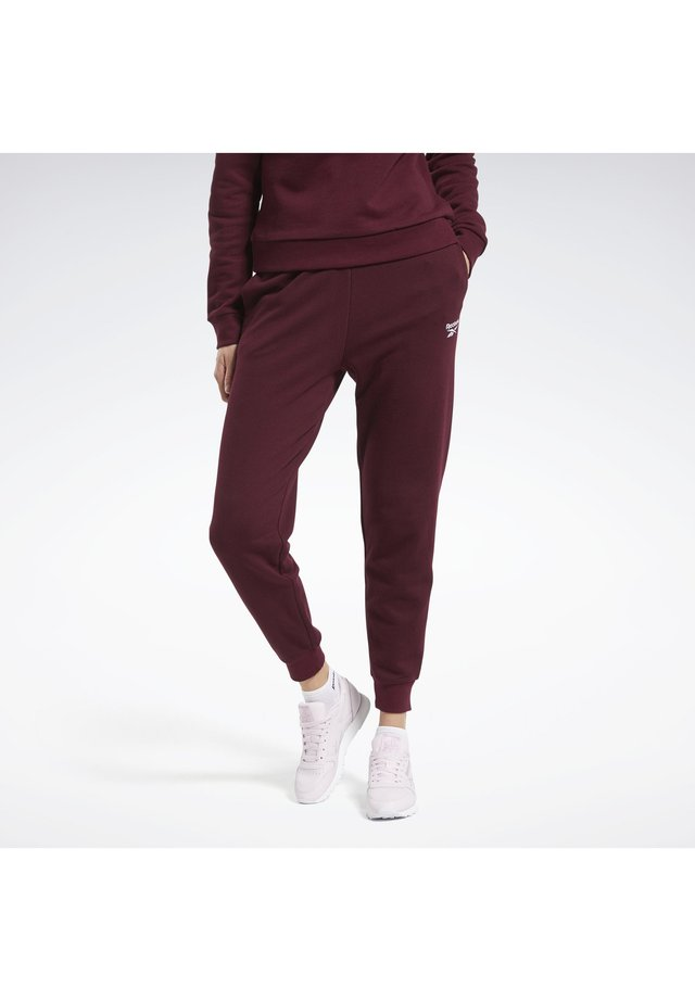 CLASSICS JOGGERS - Spodnie treningowe - burgundy