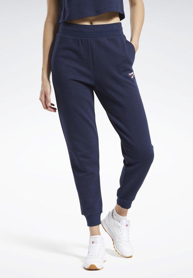 CLASSICS JOGGERS - Spodnie treningowe - blue