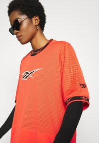 Reebok Classic - DRESS - Day dress - vivid orange - 3