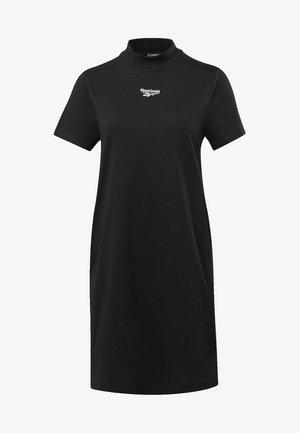 CLASSICS VECTOR - Jerseykleid - black