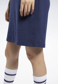 Reebok Classic - CLASSICS SMALL LOGO DRESS - Day dress - blue - 3