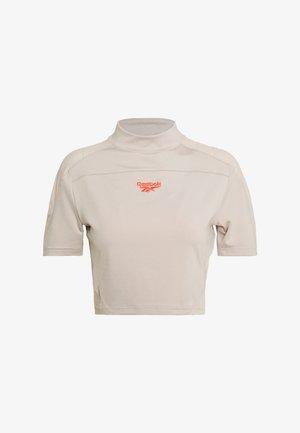 TIGHT  - T-shirt print - modern beige