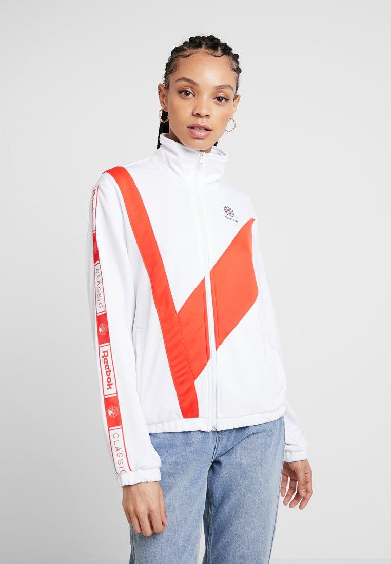 Reebok Classic - Træningsjakker - white