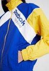 Reebok Classic - TRACKTOP - Giacca a vento - cobalt