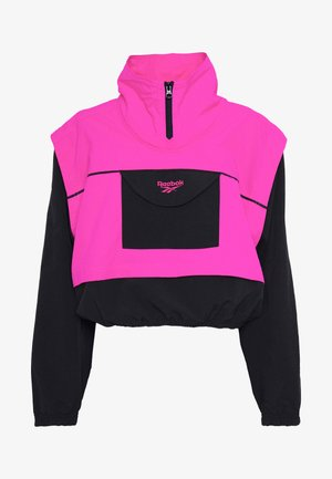 COVER UP - Windbreaker - dynamic pink