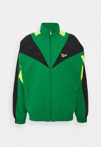 Reebok Classic - TWIN VECTOR - Giacca sportiva - green - 3