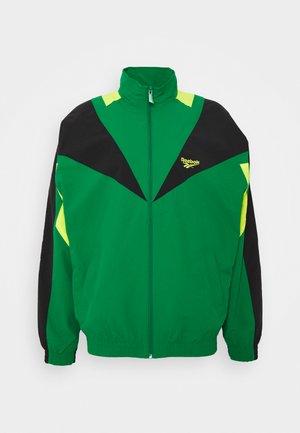 TWIN VECTOR - Veste de survêtement - green