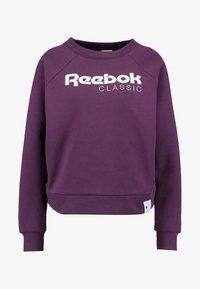 Reebok Classic - ICONIC CREW - Bluza - urban violet - 4