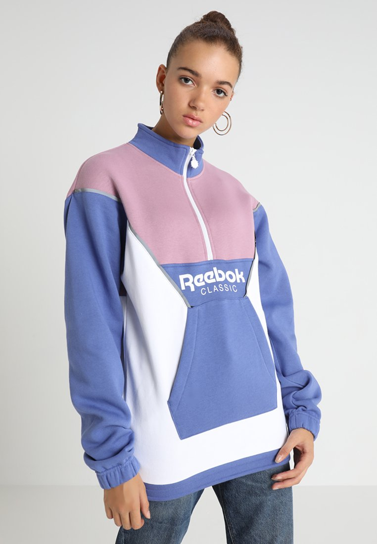Reebok Classic - COVER UP - Sweatshirt - lilac shadow