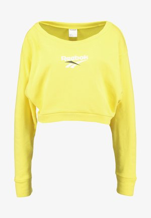 CREW - Sweatshirt - go yellow